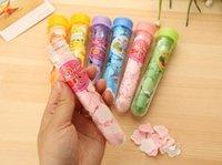 Wholesale Wholesale Soap Flakes - Portable Tube Soap Petals For Travel Scented Soap Bath Flakes ChildHand Washingv Soaps