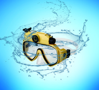 Wholesale Diving Mask Camera Hd - 30M waterproof Sport camera HD 720P Digital Camera glasses Mask MINI ACTION CAMERA TV out support TF card High quality Digital Video