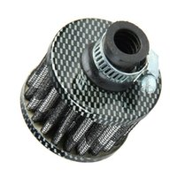 Wholesale Universal Breather Filter - Hot Sale Turbo Vent Crankcase Breather Universal Car Motor Cold Air Intake Filter