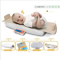 Wholesale Ion Weight - Baby height and weight 2-in-1 scale, Infant swimming pools, baby room, hospital care, home weight scale high precision balance