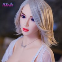 Wholesale Girl Small Sex Hot - 158cm lifesize Europe women real silicone sex doll hot girl small breast sex doll for men