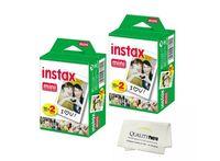 instax mini instant polaroid kamera großhandel-2017 neue Hohe qualität Instax Weiß Film Intax Für Mini 90 8 25 7 S 50 s Polaroid Instant Kamera dhl-freies