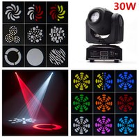 Wholesale New W LED Spot moving head Light
