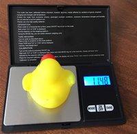 skalen gramm großhandel-hohe Präzision 200g x 0,01g Digital Küche Skala Schmuck Gold Balance Gewicht Gram LCD Tasche Gewicht Elektronische Waagen