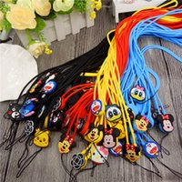 Wholesale Usb Flash Drive Holder - Cartoon Silicone Long Quick Release Neck Lanyards Straps for USB Flash Drives  Camera  Cell Phone  Keys Keychains  ID Name Tag Badge Holders