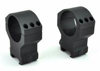 gewehrbereich ringe weber großhandel-Visionking Optical Sight Halterung für Zielfernrohrmontageringe 35mm Tactical Riflescope Mount Ring 21mm Weaver Base Zubehör