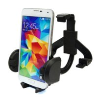 Wholesale Top Durable Universal Swivel Car Rearview Mirror Mount Holder Cradle For Cell Phone GPS Android Phone Accessories Cz33