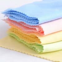 Wholesale Lens Cleaning Cloth Free Shipping - 2016 new 100Pcs lot Microfiber Phone Screen Camera Lens Glasses Square Cleaner Cleaning Cloth 13cm*13cm free shipping