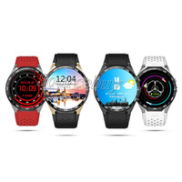KW88 smartwatch MTK6580 Android OS 5.1 smart phone Smartphone 3G wifi SIM Card Google Map GPS 2.0MP Camera Heart Rate