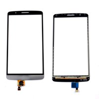 Wholesale screen digitizer for lg g3 for sale - Group buy 3 Colors Glass Touch For LG G3 D855 D850 Touch Screen with Digitizer Replacement