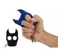 Wholesale Dog Cooler - retail & wholesale cool animal Bull dog Head Self Defense Keychain fashion Portable keychain key chain
