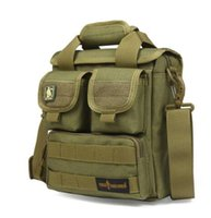 Wholesale Martial Arts Material - Outdoor Sports Men's Tactical Handy Bags CORDURA Material YKK Zipper Single Shoulder Bags For Hiking&Camping Softback outdoor sports