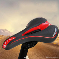 Wholesale Bike Supplies - Colorful Bicycle Mountain Road MTB Cushion Seat Saddle Sports Bike MTB Saddle Front Seat Cushion Riding Cycling Supplies Hot +NB