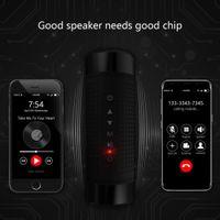 Wholesale Wireless External Speakers - Jakcom OS2 Outdoor Bluetooth Speaker 5200mAh External Battery Pack Portable Subwoofer Bass Speaker LED light Stereo Mini Speaker