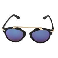 espejo enmarcado de bambú al por mayor-Vintage unisex clásico de bambú de madera pierna PC marco gafas de sol de madera gafas de sol diseñador espejo fresco caliente!