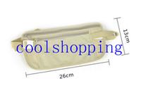 Wholesale Travel Security Money Bag - Travel Pouch Hidden Zippered Waist Compact Security Money running   sport Waist Belt Bag