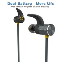 Wholesale brand ratings - IPX5-rated Water Resistant sweatproof headphones bluetooth 4.1 wireless sports earphones earbuds stereo headset with MIC