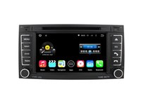 Wholesale Car Dvd Volkswagen Touareg - 7'' Quad Core Android 5.1.1 Car DVD Stereo For VW TOUAREG 2004-2011 T5 Multivan to 2009 Transporter to 2009 With Radio