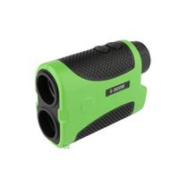 Wholesale Range Finder Laser - 100% Original 6x Laser Range Finder Range 5-900m Accuracy -1~1m Portable Golf Rangefinders Hunting Telescope Distance Meter