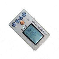 Wholesale 433mhz Remote Control Code Scanner - Acartoolservice 1pc 315MHZ 330MHZ 430MHZ 433MHZ car decoder remote code scanner 4 in 1 remote control detector for Garage, workshop