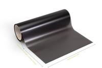 film noir de phare de voiture couvrant achat en gros de-4 rouleaux / lot noir mat fumée voiture phares teintant lampe frontale film teinté noir fumée teinte revêtement vinyle 0.3x10m DHL livraison gratuite