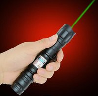 Wholesale Laser Pointer Light Sky - Waterproof Green Laser Pointer Pen Tactical Pen High-Power light laserpointer Lazer SKy Star Cap