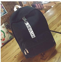 Wholesale Motorcycle Boys - 2016 summer new arrival Fashion punk rivet backpack school bag unisex backpack student bag men travel STARK BACKPACK