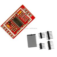 Wholesale Weighing Sensor AD Module Dual channel bit A D Conversion HX711 Shieding B00316 OSTH