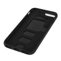 Wholesale Dual Sim Iphone Case - Wholesale-Kumishi Dual SIM Card Adapter with a Back Case Cover for iPhone 6s