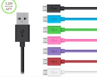 Wholesale S3 Sale - 100Pcs Lot,Hot sales charger leads For BLK Micro 5 Pin USB Sync Charger Cable For Samsung S6 S5 S4 S3 android charging cable