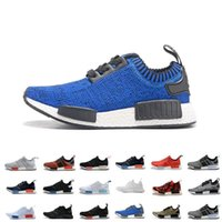 Wholesale Star Fish Silver - 2016 Wholesale Cheap NMD Runner Primeknit Camo Pack Pink Men Women Running Shoes Sneakers Classic Super Star Casual Shoes 36-46