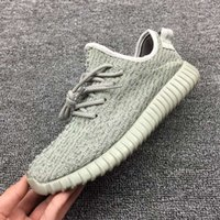 Wholesale Online Classics - [with Box,tag] Wholesale 2016 Online Kanye Milan West 350 Boost For Sale Classic Men Women Fashion Sneaker Shoes Hot Athletics For Sale