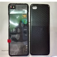 Wholesale Middle Blackberry - Original Middle Frame Battery Door Cover Full Housing For BlackBerry Z30 3G 4G