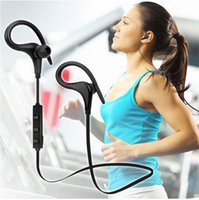 Wholesale Wireless Headphones Remote - Bluetooth Headphones Headsets Sport Mp3 High Quality Earphone Wireless Bluetoot V4.1 Earphones Headphone With Remote and Mic Headset