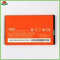 Wholesale Original Xiaomi M2s - Isun Mobile Battery For xiaomi 2 mi2 m2 m2s 2s Battery BM20 High Quality 100% Original 2000mAh Li-ion Battery Replacement with free shipping