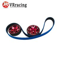 Wholesale PQY RACING Racing Timing Belt Cam Gear FOR B18C Integra GSR Type R VR TB1003B R