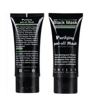 mejor venta de rimel al por mayor-Más vendido SHILLS Depuracion purificadora de limpieza profunda Máscara facial de fango negro Quita la máscara de la cara de la espinilla 50ml