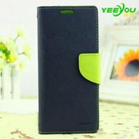 Wholesale Mercury Flip Case - Mercury Wallet leather PU TPU Hybrid Soft Case Folio Flip Cover for iPhone 8 5 5c 6s 7Plus For Samsung s7 s8 edge