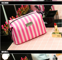 Wholesale Table Jewelry Box - landy house for victoria's Lady's Travel Large Capacity Multi Functional Organizer Cosmetic Bags Jewelry Storage Make Up Bag