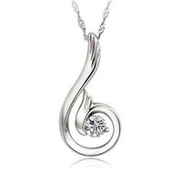 Wholesale Sterling Silver Phoenix Charm - HOT SALE s925 sterling silver necklace female Chinese wind jewelry silver jewelry pendants Phoenix Free shipping