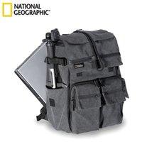 Wholesale National Geographic Camera Shoulder Bag - Free Shipping New Genuine National Geographic NG W5070 Camera Case Bag Shoulders Bag Backpack Rucksack Laptop Outdoor wholesale