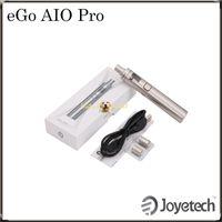 Wholesale Original Ego C - Authentic Joyetech eGo AIO Pro Start Kit & eGo AIO Pro C Kit & eGo AIO Pro XL ( eGo AIO D22 XL) Kit 100% Original