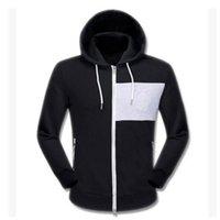 Wholesale Tiger Hooded Coat - 2017 Italy Luxury Brand medusa mon floral print hoodies hooded floarl jacket Men's Casual windbreaker Loose coat jackets Tiger printing