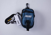 Wholesale Men S Messenger - palace Skateboard LOGO SHOT BAG high - quality fashion attractive cute casual men' s shoulder bag mini Messenger bag 2017