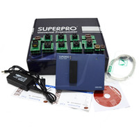 Wholesale Universal Ic Programmer - Xeltek Superpro 610P High speed Universal USB IC Programmer+13pcs Burn Blocks