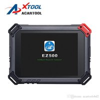 Wholesale Diagnosis Honda - 100% Original XTOOL ez500 XTOOL ez500 Diagnosis System with WIFI Online Update with Special Function Same Function with Xtool PS80 and ps90