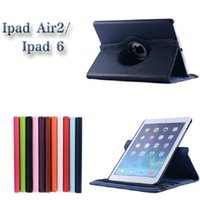 Wholesale Galaxy Mini2 - 360 Degree Rotation smart Stand PU+PC Leather ipad Case Cover For Galaxy sumsang for Tab 3 7.0  8.0 8.4 9.7 10.1 and ipad2 3 4 5 6 mini2 3 4