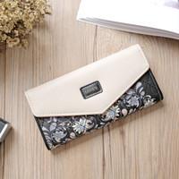 Wholesale Women Key Case Wallet - 2017 New Small Leather Euro Money Change Coin Purse Key Fashion Lady Zipper Brand Women Wallet Female Case Pouch Phone Bag For Girl