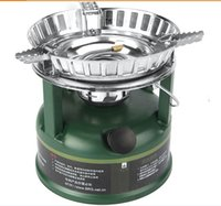 Wholesale outdoor gas grills party stove Outdoor picnic camping cooking tools Portable and easy to carry