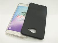 neo vakalar toptan satış-Samsung Galaxy Mega için 6.3 I9200 I9205 A7 2016 A710 Grand Neo Artı I9060i Grand Başbakan DUOS G530H Yumuşak TPU Kılıf Koruyucu Puding Kapak